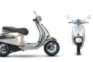 Piaggio sẽ bán xe máy điện đầu tiên của hãng tại Việt Nam