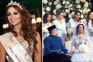 Con đường trở thành hoàng hậu Malaysia của hoa khôi Moscow 25 tuổi
