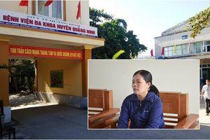 Vụ phạt học trò 231 cái tát: Nữ giáo viên phải nhập viện cấp cứu nghi tự tử vì quá áp lực