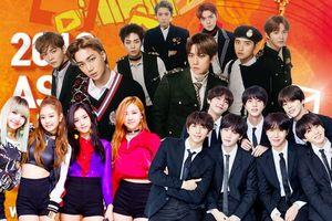 BlackPink - EXO - Red Velvet vắng mặt, AAA 2018 bỗng 'vườn không nhà trống' lạ kỳ