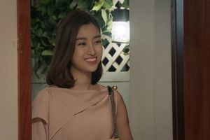 Hoa hậu Đỗ Mỹ Linh gây bất ngờ khi làm diễn viên