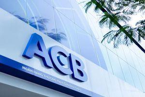 Sau 'bão' thị trường, hàng loạt lãnh đạo đua gom cổ phiếu ACB