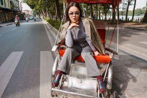 Phạm Quỳnh Anh ngày càng bản lĩnh xinh đẹp, minh chứng mạnh mẽ của người phụ nữ