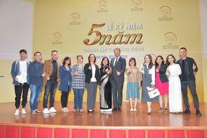 Dự án dạy nghề tóc L'Oreal Hà Nội mang đến cuộc sống mới cho gần 400 học viên