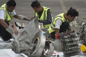 Vụ rơi máy bay Lion Air: Lỗi cảm biến không được sửa trước khi cất cánh
