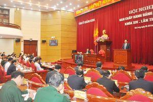 Hội nghị Ban Chấp hành Đảng bộ tỉnh khóa XIV lần thứ 30