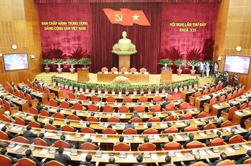 'Hai trọng tâm' và 'Năm đột phá' trong xây dựng đội ngũ cán bộ và đổi mới công tác cán bộ của Nghị quyết Hội nghị Trung ương 7 khóa XII