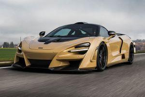 Ngắm siêu xe McLaren 720S độ từ trong ra ngoài, mạnh hơn cả Senna
