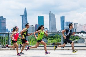 Điều chỉnh giao thông nhiều tuyến đường phục vụ Giải Marathon Quốc tế TP.HCM