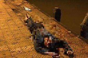 Tông vào trụ bê tông bên đường một thanh niên tử vong