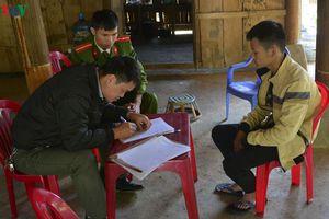 Điện Biên: Uống rượu say chém nhau kinh hoàng, 4 người bị thương nặng