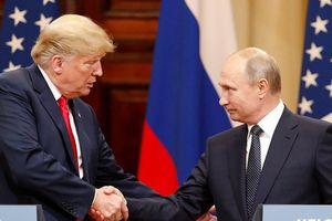 Tổng thống Trump đe dọa hủy cuộc gặp với Tổng thống Putin vì căng thẳng Ukraine