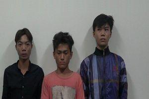 Ngăn chặn 2 nhóm thanh niên mang mã tấu giải quyết mâu thuẫn ở Cà Mau