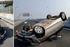 Quảng Ninh: Tai nạn liên hoàn trên cao tốc Hạ Long - Hải Phòng