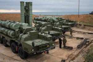 Nga sẽ điều thêm 'rồng lửa' S-400 tới Crimea