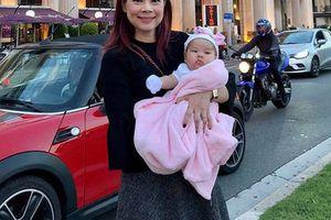 Thanh Thảo lo con gái 4 tháng tuổi có nguy cơ béo phì, Hà Anh 'mách' ngay phương pháp giảm cân