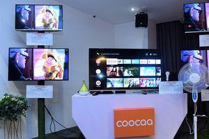 Thương hiệu TV thông minh Coocaa gia nhập thị trường Việt