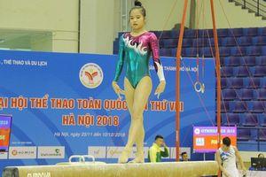 Hà Nội, Tp. Hồ Chí Minh liên tiếp giành 'Vàng' bộ môn Thể dục dụng cụ