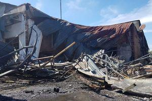 Khởi tố vụ xe bồn chở xăng cháy làm 6 người chết ở tỉnh Bình Phước