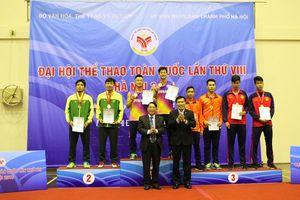 Tiến Minh vô địch đơn nam, đoàn Hà Nội giành ngôi nhất cầu lông
