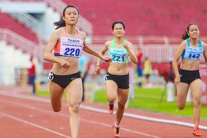 Lê Tú Chinh liên tiếp phá kỷ lục Đại hội TDTT