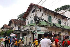 Chùm ảnh: Nhếch nhác biệt thự cổ Sài Gòn