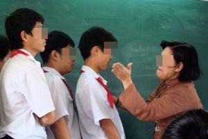 231 cái tát học trò và câu hỏi về chất lượng đào tạo giáo viên