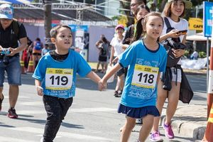 TP.HCM cấm xe cuối tuần để phục vụ giải Marathon quốc tế