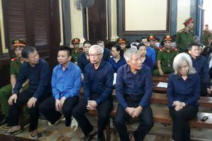 Xử đại án DABank: Bị cáo Trần Phương Bình xin lỗi… Vũ 'nhôm'!