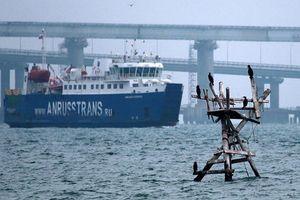Ukraine: Nga phong tỏa 2 cảng biển của Kiev trên biển Azov
