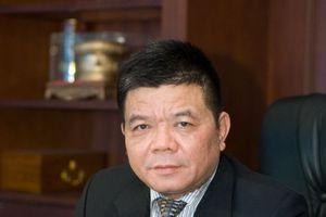 Bắt tạm giam nguyên Chủ tịch HĐQT BIDV Trần Bắc Hà