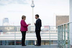 Pháp-Đức không đồng ý trừng phạt Nga