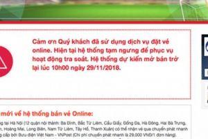 10h sáng nay VFF bán tiếp 15% lượng vé online trận Việt Nam vs Philippines