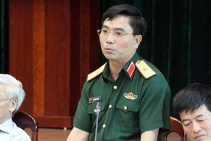 Hà Nội sẽ miễn nhiệm chức danh đối với Thiếu tướng Nguyễn Doãn Anh