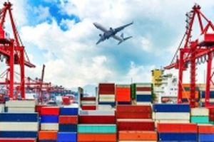 Thương mại hàng hóa xuất siêu 6,8 tỷ USD