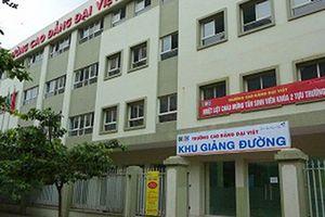 Cho phép thành lập Trường ĐH Đại Việt Sài Gòn