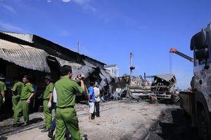 Khởi tố vụ xe bồn 'bay' gây chết 6 người ở Bình Phước