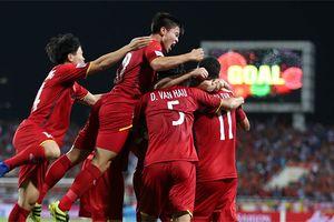 Đội tuyển Việt Nam lọt top 100 thế giới theo bảng xếp hạng FIFA