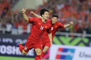 Việt Nam áp đảo hàng tiền vệ AFF Cup 2018