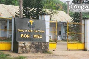 Công ty vàng Bồng Miêu phá sản với số nợ hơn 1,2 ngàn tỷ đồng