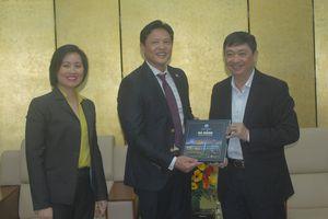 Doanh nghiệp Mỹ muốn đầu tư trường học chất lượng cao tại Đà Nẵng