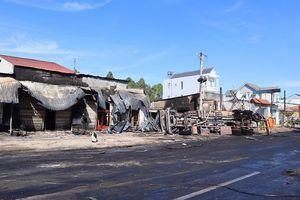 Khởi tố vụ xe bồn chở xăng chạy gần 100 km/giờ gây cháy làm 6 người chết
