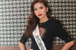 Minh Tú ghi điểm với gu thời trang ấn tượng tại Miss Supranational