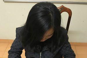 Bắt 'nữ quái' cho vay cho học sinh vay lãi 'cắt cổ' ở Hà Tĩnh