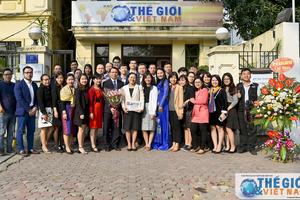 Kỷ niệm 29 năm thành lập báo Thế giới & Việt Nam: Suy ngẫm về một chặng đường…