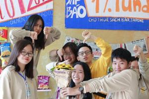 Ngày hội trao đổi sách tại Hà Nội