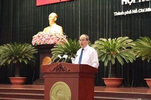 TP. Hồ Chí Minh: Năm 2018, giải ngân chống ngập toàn thành phố mới chỉ đạt 53%