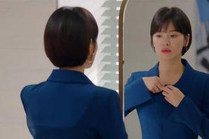 Song Hye Kyo bị chê diễn một màu ngày tái xuất truyền hình