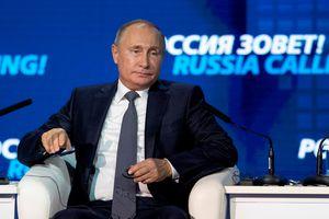 Tổng thống Putin nói gì về vụ Nga bắt giữ tàu Ukraine?