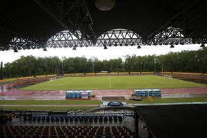 Sự thật sau những lời chê sân Panaad trước trận Việt Nam - Philippines